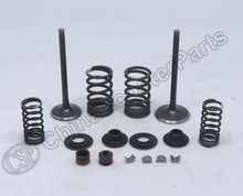 Intake Exhaust Valve Spring Kit CF Moto 250 CN250 250CC Jonway Kazuma Kinroad ATV Scooter Buggy Parts(China)