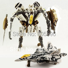 606 Starcream Voyager Deformation Robot Dark of the Moon Action Figures boy's birthday toy without original box(China)