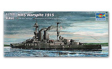 Trumpeter 1/350 scale model 05780 British Navy Elizabeth Queen Class Battle Battleship 1915