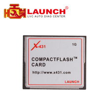 Original LAUNCH X431 GX3 Master CF Memory Card 1GB X-431 GX3 TF card Free Shipping