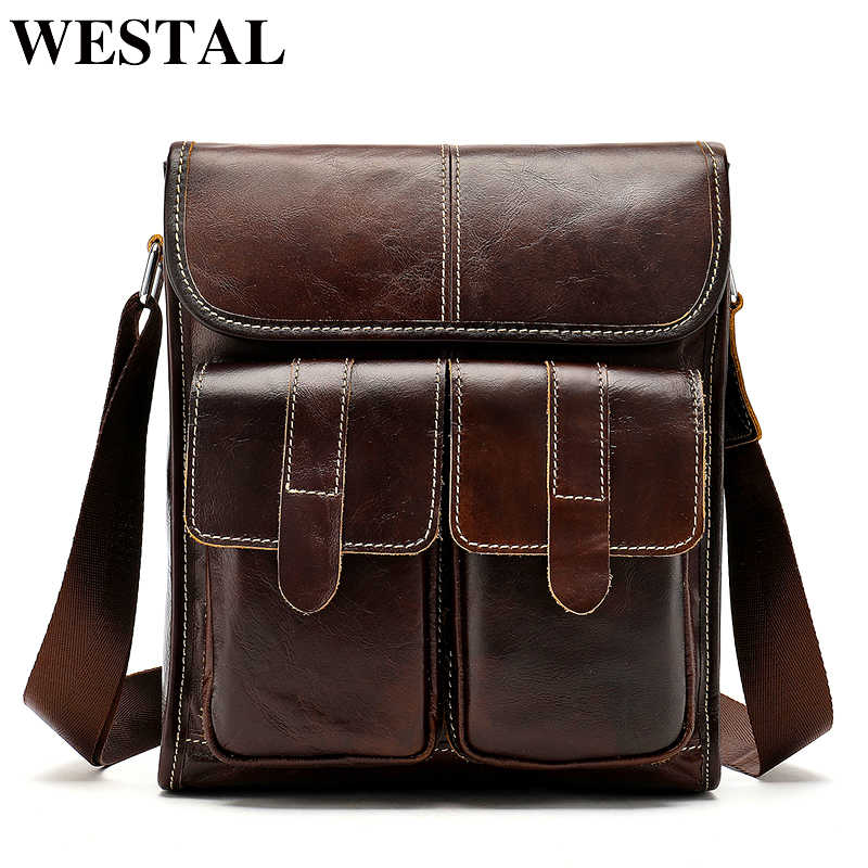 b098b4d483d3 WESTAL сумка через плечо мужская мужские сумки из натуральной кожи через  плечо сумки мужские из натуральной