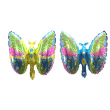 BINGTIAN mini butterfly Foil Balloons Classic toys wedding balloons Party Decorations air balloons globos Kids Inflatable Toys