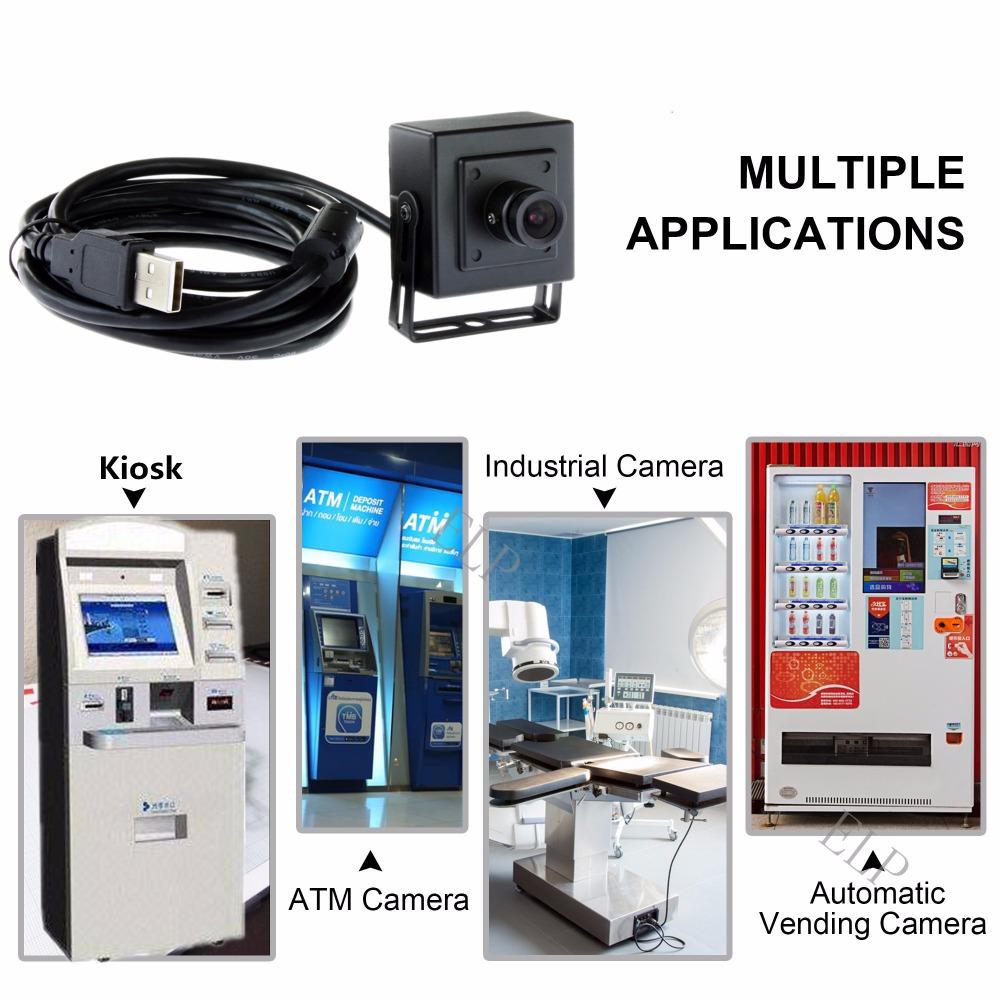 Micro usb camera
