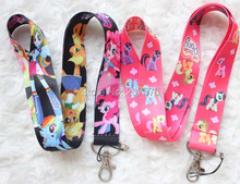New  20pcs hot cartoon girl love Key Chains Mobile Cell Phone Lanyard Neck Straps Party Favors H-97