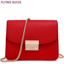 FLYING BIRDS!  new women bag for Women messenger Bags ladies leather handbag designer shoulder bag summer style bolsas LS8927fb