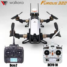 Walkera Furious 320 Drone with Camera TVL800 2.4G  Devo7&DEVO10 Transmitter RTF Helicopter OSD GPS CFP Modular VS Runner 250
