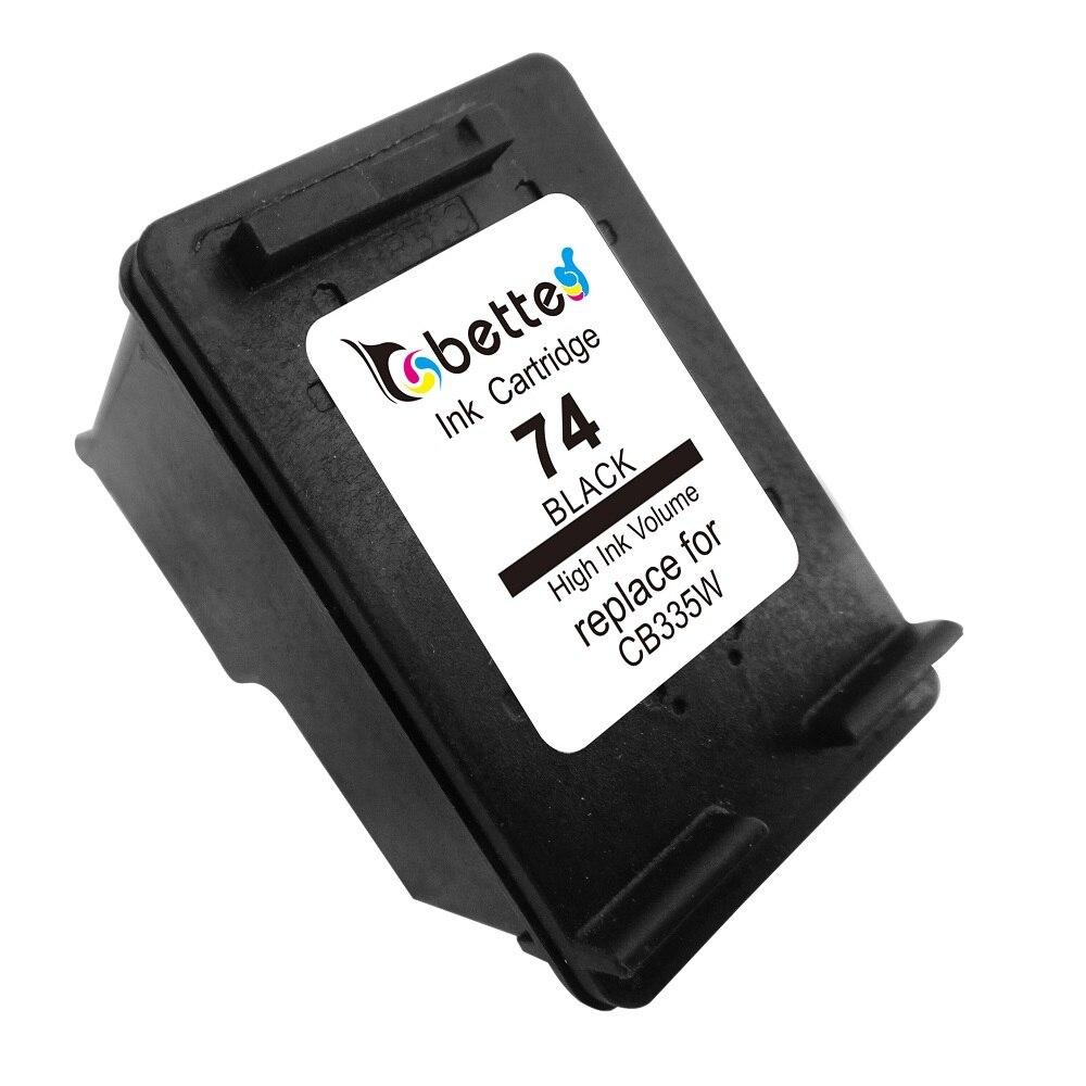 Printer Cartridge for HP 74 hp74 Photosmart C5200 C5240 C5250 C5270 C5273 C5275 C5280 C5283 C5288 C5290 C5293 D5300 D5345 D5360<br><br>Aliexpress