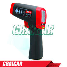 Handheld Infrared Thermometers UNI-T UT303D Industrial  temperature gauge  -32 - 1250 Non-contract Digital IR Thermometer Gun