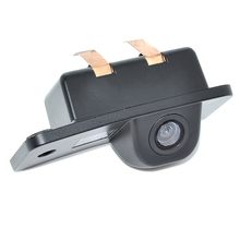 Car Vehicle Rearview Camera For Audi A3 A4 A6 A8 Q5 Q7 A6L Backup Review Parking Reversing Cam Rear View Waterproof Night Vision(China)