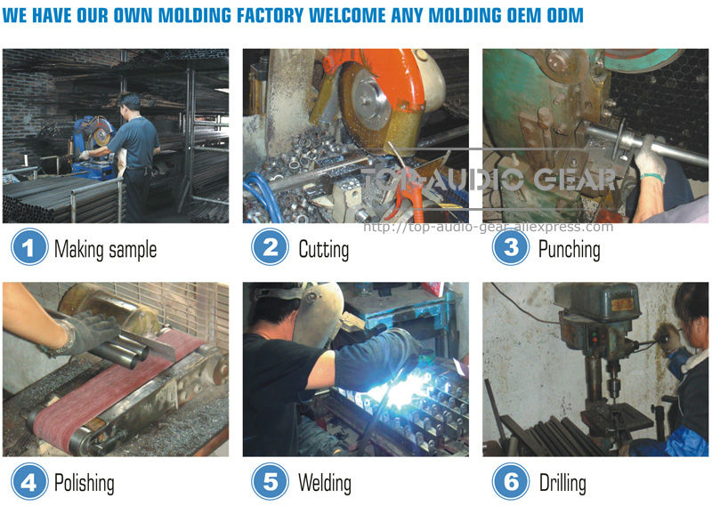 Top stands factory 01