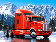 Diamond embroidery Red truck head picture full round DIY 5D Diamond painting Cross Stitch Mosaic Pasting images diamond puzzle(China)