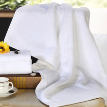 2015 Hot Sale White Brand Face Towel 100% Cotton Fabric Hotel Towel 74x35cm Size for Adult Hand Towel for Bathroom Free Shipping