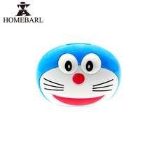 HOMEBARL Cute Sport For Pokonyan Cat MP3 Player With Micro SD/TF Card Slot Charge USB Cable Christmas Gift Kid Study Listen 1B48(China)