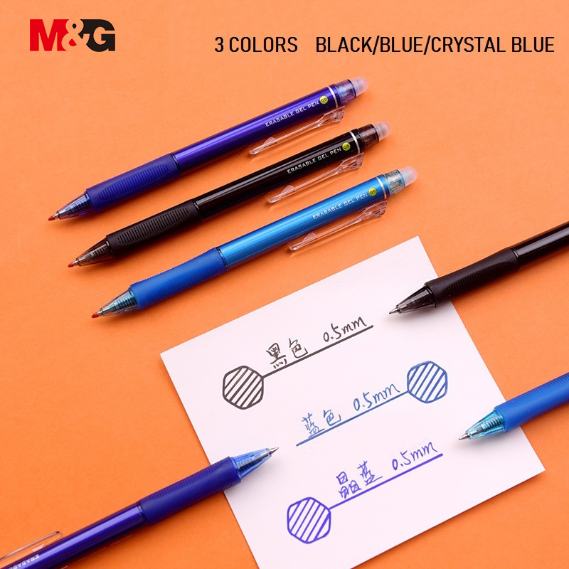 Pilot Retractable 0.7mm Heat /& Friction Erasable Pens Creative Set
