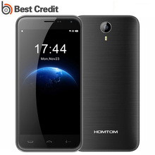 HOMTOM HT3 Mobile phone 5.0 inch Android 5.1 MTK6580 Quad Core 1280*720 3000mAh RAM 1GB ROM 8GB unlocked Smartphone in stock