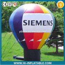 4m hot selling customized promotion inflatable, cold air inflatable star balloon
