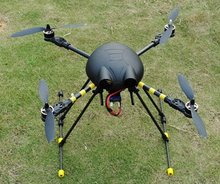 BUMBLE BEE Four-rotor Aircraft/ Quadcopter (Folding design) KIT with fly control(Hong Kong,China)