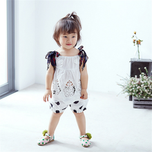 5p105 Baby Girls t Shirts Girl Tops For Kids Girls T-shirt in lot Tees Girls clothing wholesale kids toddler clothes(China)