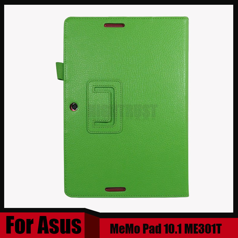 New Ultra Slim Stand Case for Asus MeMo Pad Smart ME301  ME301T 10.1 inch tablet + Stylus<br><br>Aliexpress