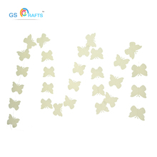 Wall Hanging Paper Butterfly Garlands  Birthday String Chain Wedding Party Banner Handmade Children Room Door Home Decoration