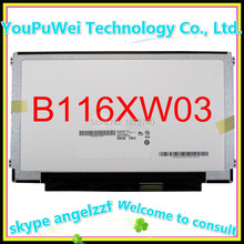 11.6 inch LCD matrix For Dell M11X B116XW03 V.0 N116BGE-L41 laptop lcd screen display