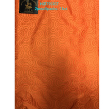 Fashion Special pattern nigeria headtie gele/cheap fabrics Orange sego headtie scarf for african women free shipping HGB790207(China)