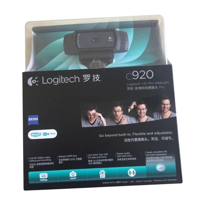 Logitech C920 Pro webcam 1