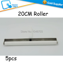 Free Shipping 5pcs 20 cm Manual Screen Roller for LCD Screen Laminating OCA on LCD for ipad Tablet PC