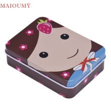 My House Small Storage Jars Rectangular Gift Jewelry Box Home Decoration  2017 New Hot Sell 17Mar10