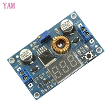 75W 5A Adjustable LED Driver DC-DC Step-down Charge Module With Voltmeter #S018Y# High Quality(China)