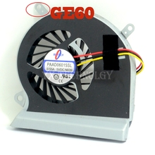 High Quality laptop/notebook CPU Cooling Fan fit For MSI GE70 GE60 series notebook PAAD0615SL 3pin 0.55A 5VDC N039