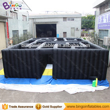 Toys Inflatable games giant inflatable maze hot sale laser tag games inflatable arena for kids and adults