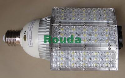 street light 60w e40 dc24v/12v taiwan led chips epistar 110-120LM/W led light bulb e40<br><br>Aliexpress