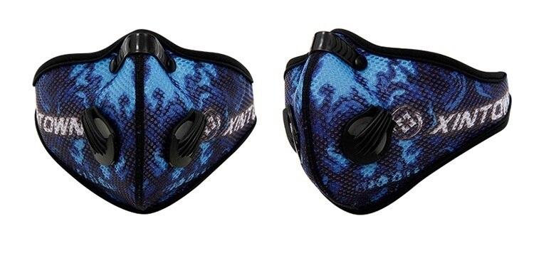 bike face mask -