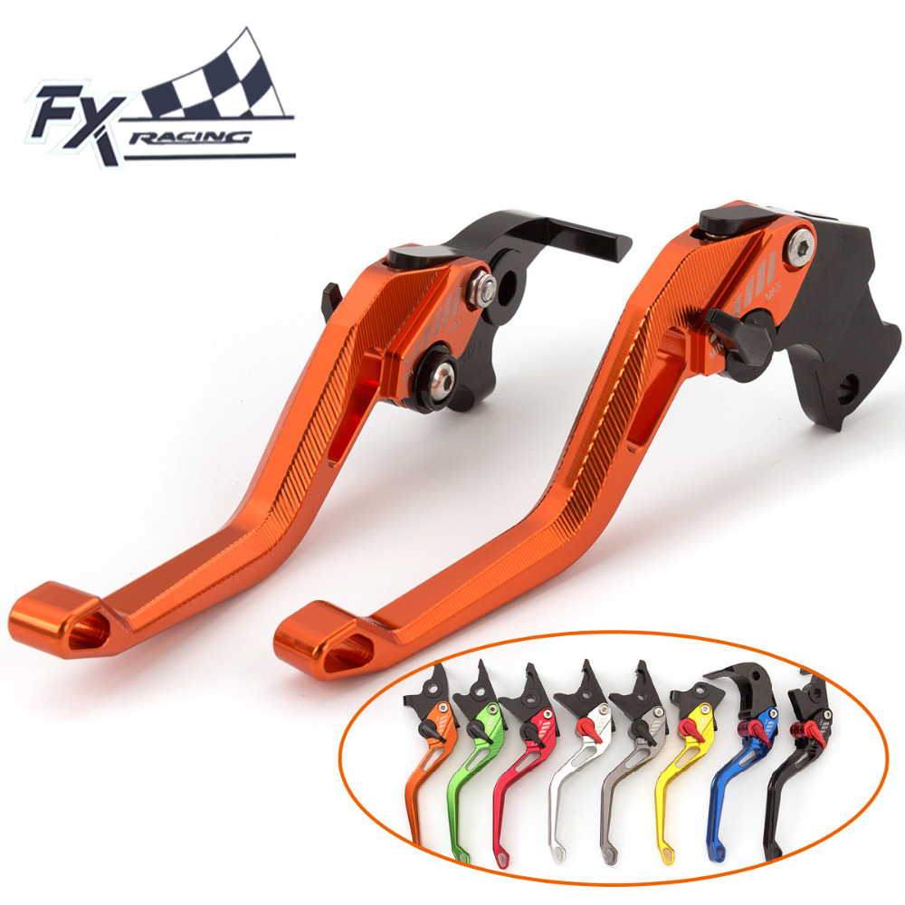 FX CNC Aluminum New Adjustable 3D Rhombus Motorcycle Brake Clutch Lever For SUZUKI Bandit GSF600 2001 - 2004 2002 2003 Motorbike<br>