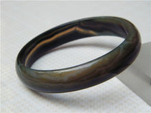 free shipping NEW 100% NATURAL CERTIFICATION GRADE BEAUTIFUL GREEN BRACELET 68.5MM a(China)