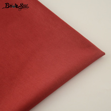 100% Cotton Fabric Fat Quarter Patchwork Noble Rose Solid Red Color quilting sewing tecido Home Textile Material Bed Sheet(China)