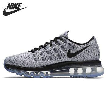 Nueva llegada original nike air max zapatos corrientes de las mujeres zapatillas de deporte