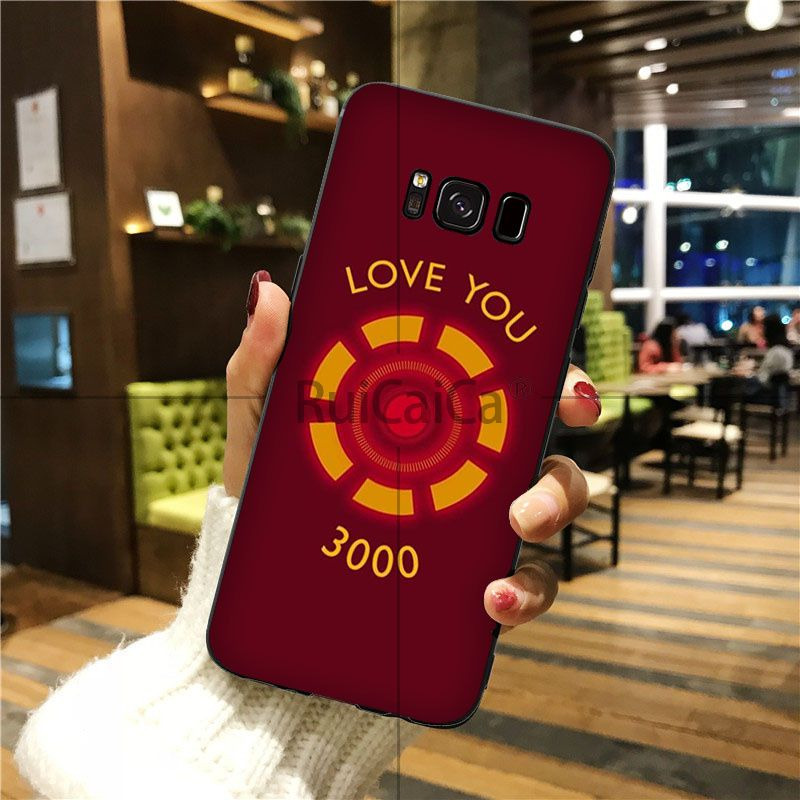 Iron Man Love you 3000