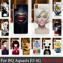 For BQ Aquaris E5 4G Case Protective Mobile Case Accesary For Cellular Phone Breaking Bad Marilyn Monroe Shipping Free