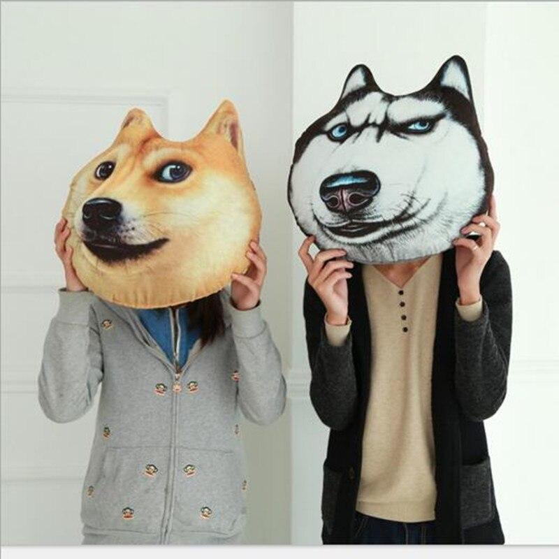 40CM Hot Dog long Plush Dog Pillow God Bother Doge Spiritual Pollution Huskies Cushion Doll Children Gift Creative Funny<br><br>Aliexpress