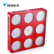Apollo 1800W LED Grow Light Goldenring Double chips Full Spectrum with high power For Vegetative Hydroponics Flowering(China)