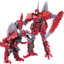New Anime  Action Figures Toys movie Model Children Classic Dragon Deformation Robot Toys Kids Boys Christmas Gift Brinquedos