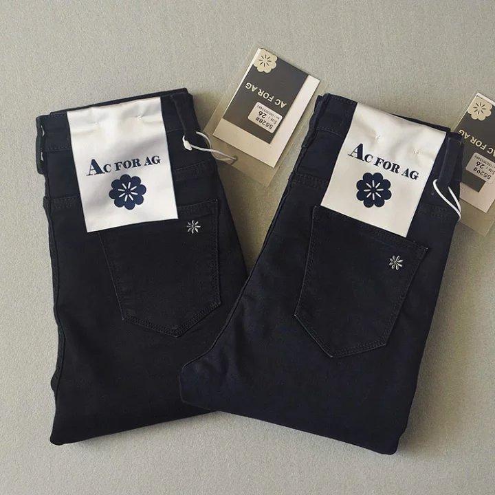 Skinny Jeans Woman Autumn New 2017 Pencil Jeans For Women Fashion Slim black Jeans High Waist Womens Ultra Elastic Denim PantsОдежда и ак�е��уары<br><br><br>Aliexpress