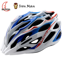 MOON Cycling Helmet Bicycle High Quality Casco Ciclismo Bicycle Helmet & Bike Helmet for Road and Mountain Helmet