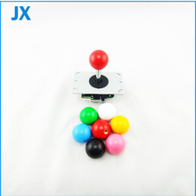 Arcade joystick with circuit board DIY Joystick multicolor Ball Joystick Fighting Stick Parts for Game Arcade