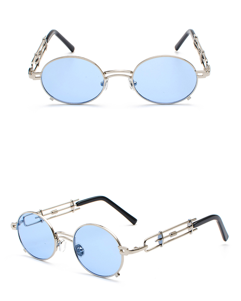 metal round steampunk sunglasses 900038 details (5)