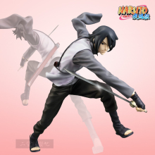 MegaHouse GEM naruto Theater version Bo people preach uchiha sasuke Garage Kit model
