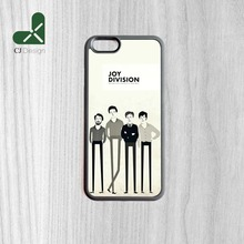 DIY Hot Sell Joy Division Printing Pattern Durable Soft Back Cell Phone Accessories Protective For iphone 6 6s And 6 6s Plus(China)