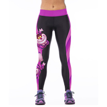Work Out Tiger Leggings Women Leggins Calzas Deportivas Mujer Fitness Pants